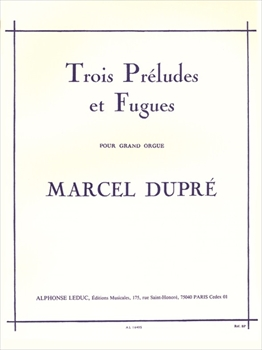 3 PRELUDES ET FUGUES OP.73つの前奏曲とフーガ 作品7