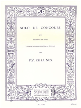 SOLO DE CONCOURSコンクールのソロ