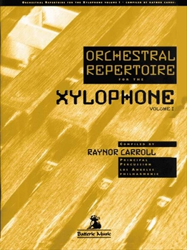 ORCHESTRAL REPERTOIRE Xylophone  VOL.1オーケストラレパートリー シロフォン 第1巻