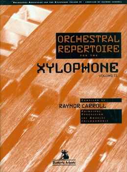 ORCHESTRAL REPERTOIRE Xylophone  VOL.2オーケストラレパートリー シロフォン 第2巻