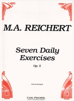 7 DAILY EXERCISES OP.57つの日課練習 作品5
