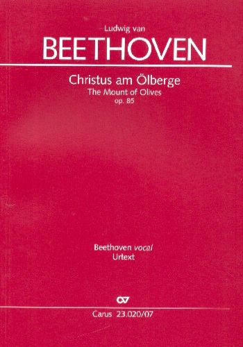 The Mount of Olives op.85
