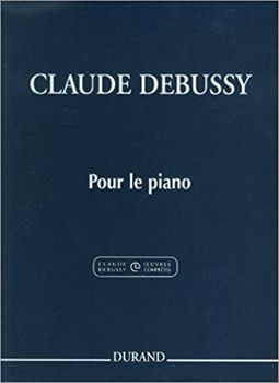 POUR LE PIANO(ED.HOWAT)ピアノのために