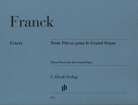 3 PIECES FOR THE GRAND ORGUE3つの小品