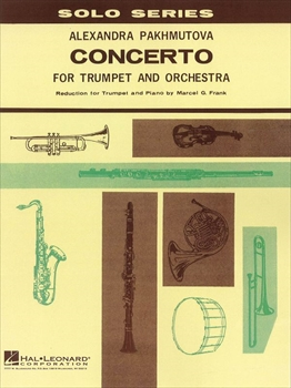 CONCERTO FOR TRUMPET AND ORCHESTRAトランペットと管弦楽のための協奏曲