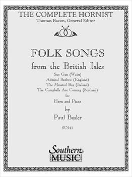 Folk Songs from the British Islesイギリス民謡集
