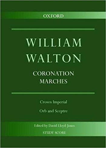 CORONATION MARCHES (CROWN IMPERIAL/ORB AND SCEPTRE)戴冠行進曲集(王冠/宝珠と王の杖)
