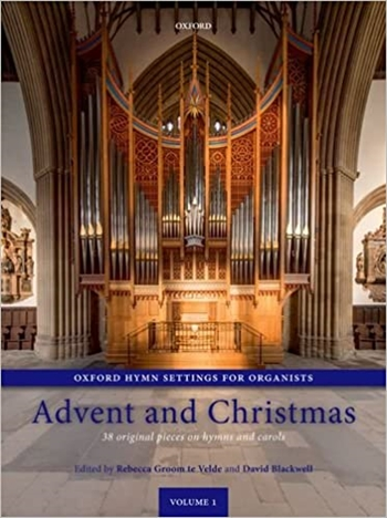 Hymn Settings for Organists: Advent and Christmas讃美歌集[待降節とクリスマス]