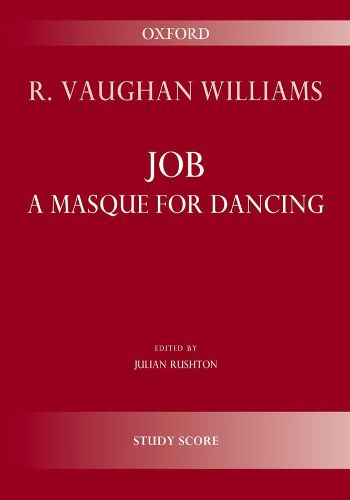 Job, A Masque For Dancingヨブ