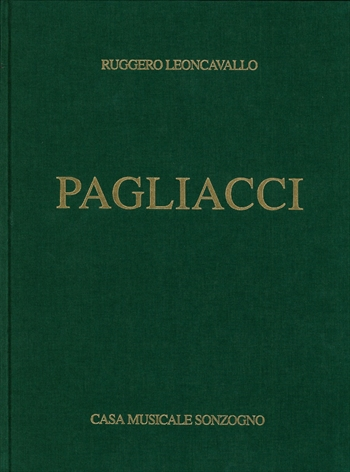 PAGLIACCI歌劇「パリアッチ(道化師)」